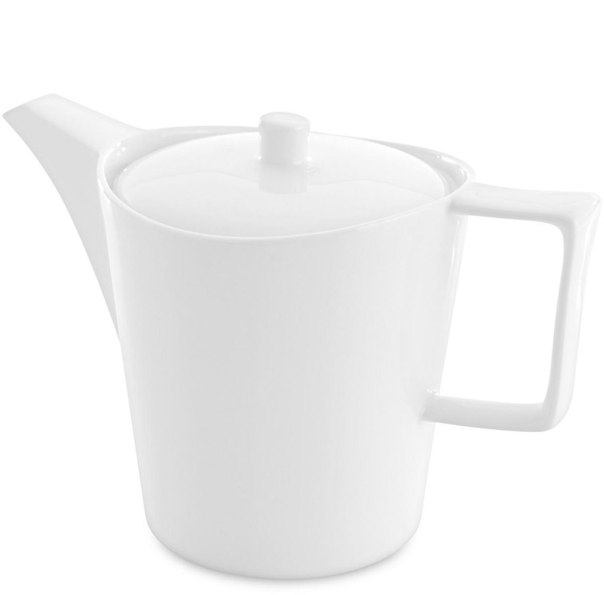 """Чайник заварочный BergHOFF """"Eclipse"""", цвет: белый, 1,3 л"""