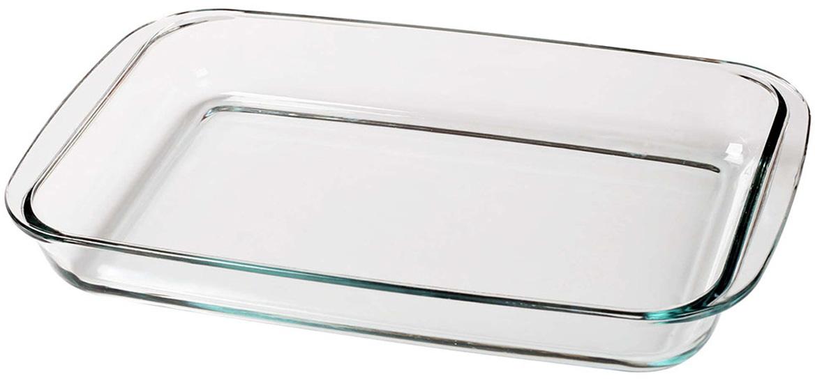 Форма для выпечки VGP, 29 x 19 см1822Прямоугольная форма для запекания объемом 2 л изготовлена из термостойкого и экологически чистого стекла. Изделие применяется для приготовления пищи в духовке, жарочном шкафу и микроволновой печи. Пригодно для хранения и замораживания различных продуктов. Рекомендуем!
