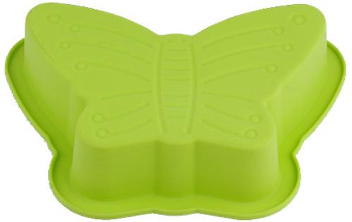 """Форма для выпечки Bekker """"Бабочка"""", цвет в ассортименте"""