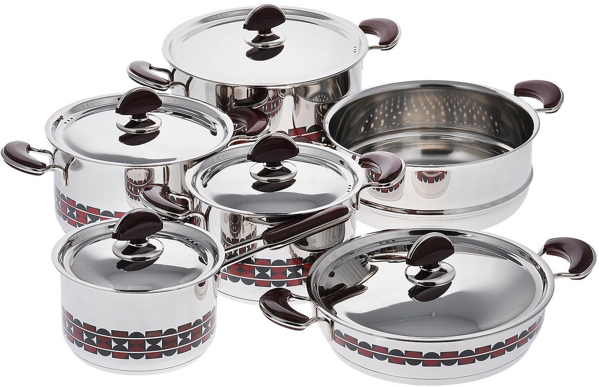 """Набор посуды Kitchen-Art """"EX Pot"""", 11 предметов"""