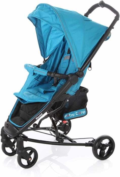 Baby Care Коляска прогулочная Rimini цвет синий