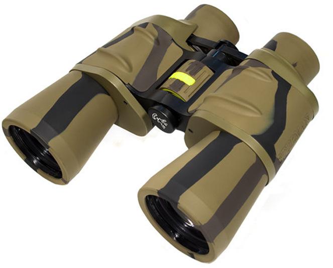Бинокль Sturman, 10x50, цвет: камуфляж бинокль sturman