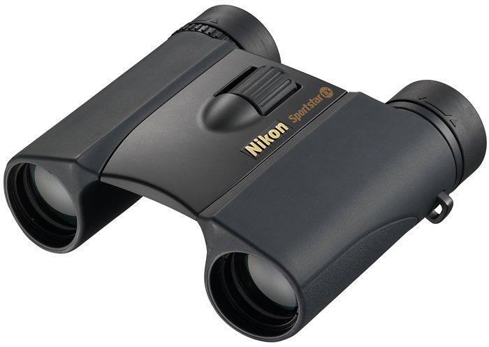 """Бинокль Nikon """"Sportstar EX"""", 10x25, цвет: черный"""