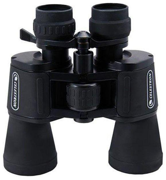 Бинокль Celestron UpClose G2 10-30x50 Zoom, цвет: черный