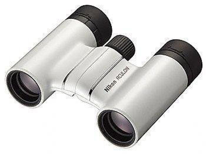 "Бинокль Nikon ""Aculon T01 8x21"", цвет: белый"