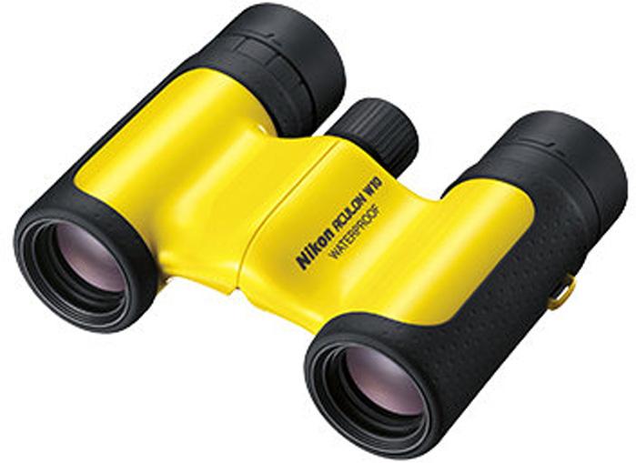 Бинокль Nikon Aculon W10 8x21, цвет: желтый