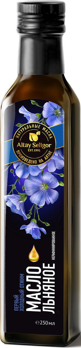 Altay Seligor Масло льняное, 250 мл2134Льняное масло по своей биологической активности является лидером среди других растительных масел. Благодаря высокому содержанию полиненасыщенных жирных кислот, достаточно всего пары ложек льняного масла, чтобы полностью удовлетворить ежедневную потребность организма. Льняное масло Алтай-Селигор изготавливается методом холодного прессования из семян льна, выращенного на Алтае, что позволяет сохранить все полезные вещества. Льняное масло уникально тем, что содержит в себе 60% омега-3, 20% - омега-6, 10% - омега-9 и оставшиеся 10% - другие полиненасыщенные жирные кислоты. Также в состав масла льна входят и минеральные вещества - селен, хром, кремний, магний, калий, медь и цинк, и ряд витаминов – Е, А, F, К, витамины группы В, органические кислоты и ферменты. Употребление масла понижает холестерин и вязкость крови, способствует повышению эластичности сосудов. Масло из льна повышает иммунозащитную функцию организма и является наиболее эффективным средством тогда, когда необходимо укрепить организм, не прилагая при этом особых усилий. При постоянном употреблении масла льна у людей улучшается память, повышается внимание и мозговая активность. Льняное масло помогает сбросить лишний вес, надолго закрепив его на стабильном уровне. Это достигается благодаря нормализации деятельности ЖКТ и антиоксидантным свойствам масла. Оно дает чувство насыщения, при этом являясь диетическим продуктом. У женщин, регулярно пьющих льняное масло, красивая ровная кожа и сияющие здоровьем волосы. Незамен...