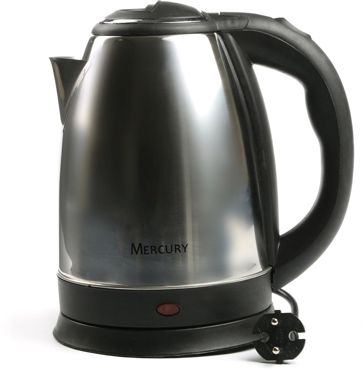 Электрический чайник Mercury MC-6725 электрический чайник mercury haus mercury mc 6621