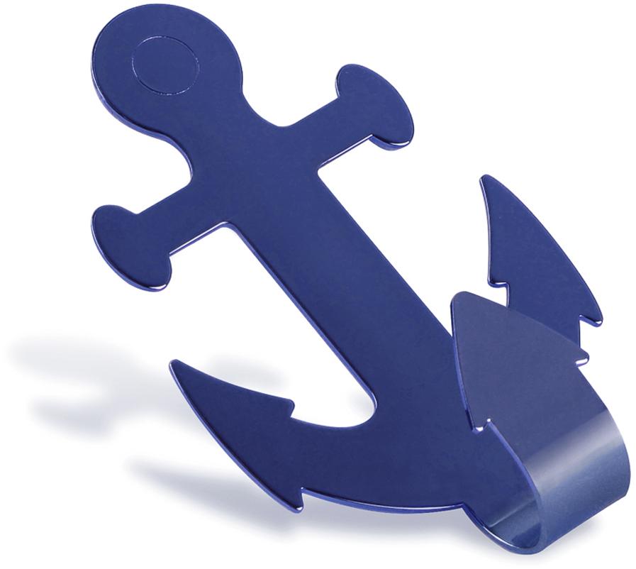 Крючок для ванной Moroshka Maritime, цвет: синий крючок для ванной i pavoni