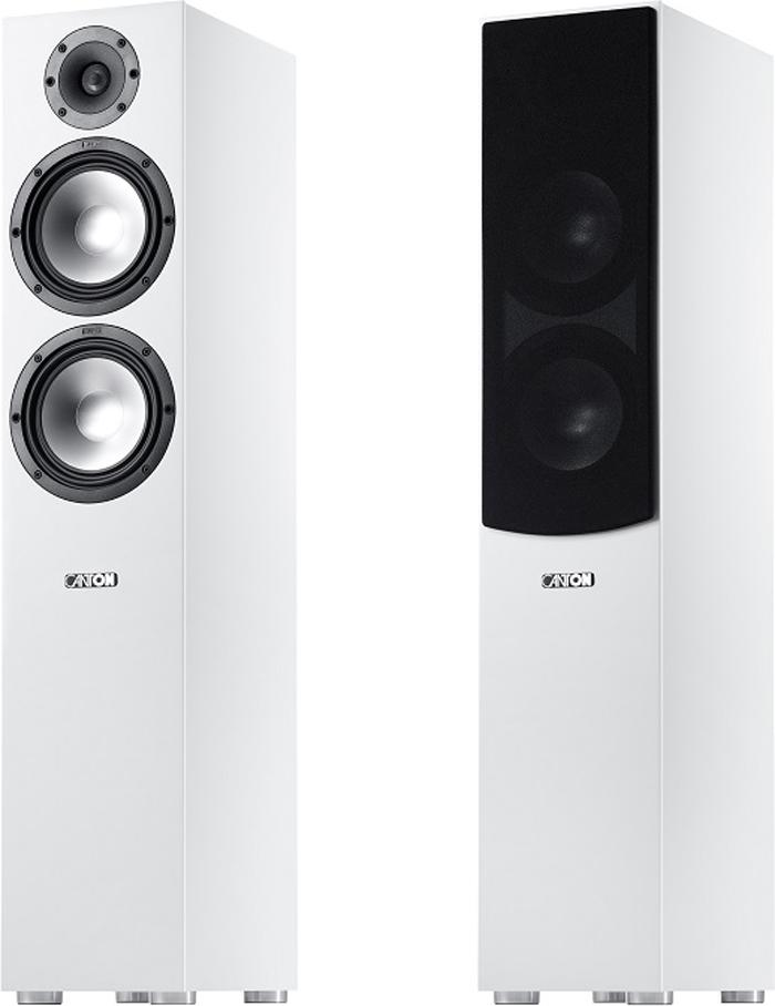Canton GLE 476.2, White акустическая система (1 шт.) настенная акустика canton gle 417 2 onwall white