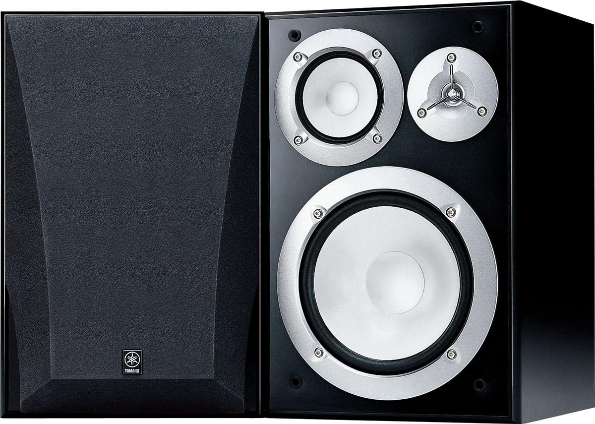 Акустическая система Yamaha NS-6490, Black