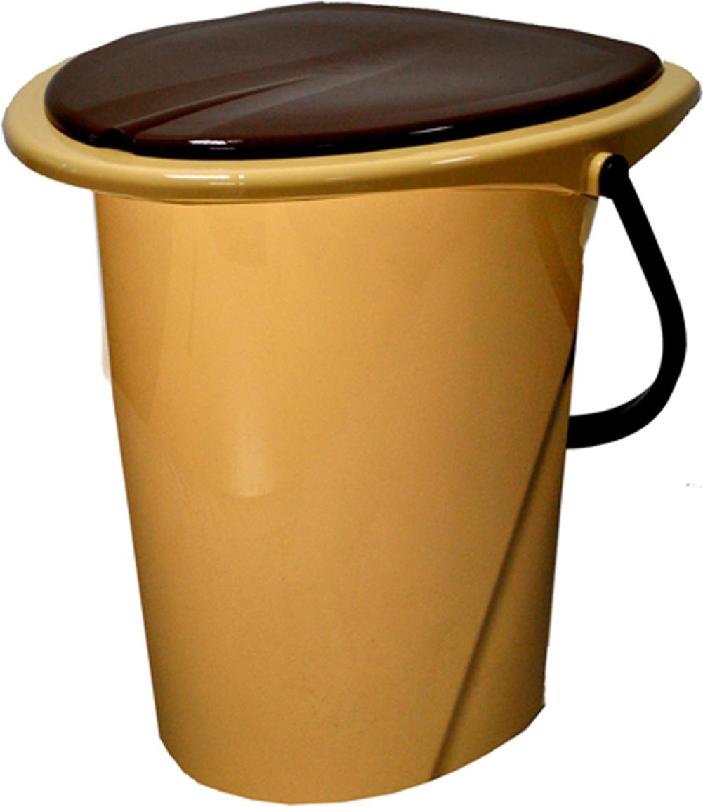 Ведро-туалет InGreen, цвет: бежевый, коричневый, 17 лING30001FБЖВедро-туалет InGreen выполнено из пластика. Это незаменимая вещь на даче, а также для пожилых людей и людей с ограниченными возможностями. Устойчивое и высокое ведро удобно в использовании. Ведро-туалет имеет эргономичное съемное сиденье - это позволит легко его мыть и сушить отдельно. Ведро снабжено крышкой, что препятствует распространению неприятных запахов. Прочный пластик выдержит даже людей с большим весом. Рекомендуем!
