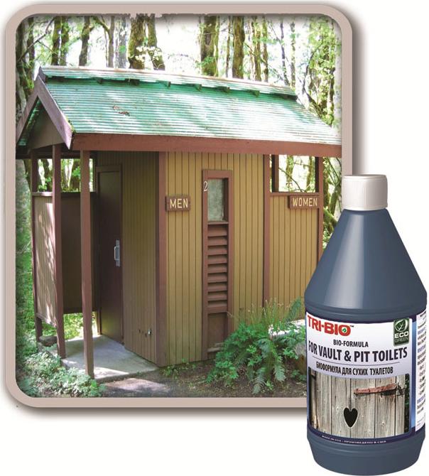Биоформула для сухих туалетов Tri-Bio, 500 мл цена