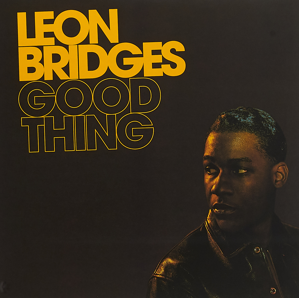 цена Leon Bridges Leon Bridges. Good Thing (LP)