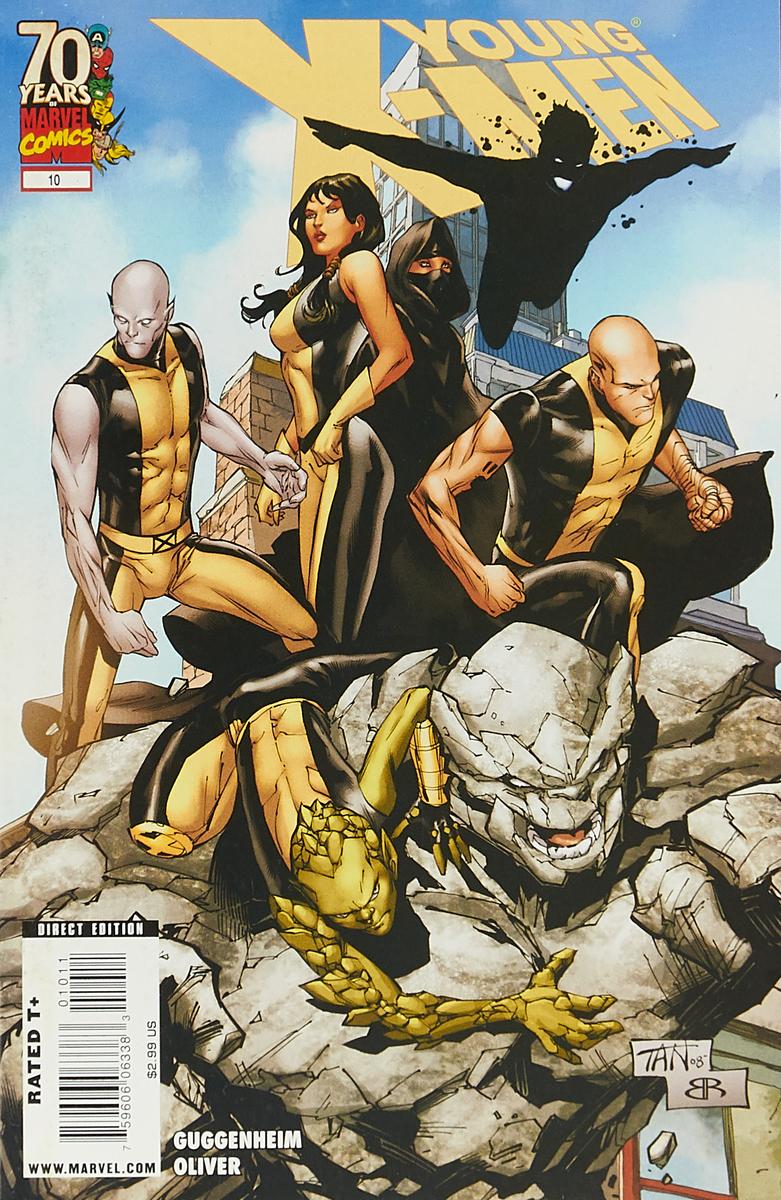 Marc Guggenheim, Ben Oliver Young X-Men #10