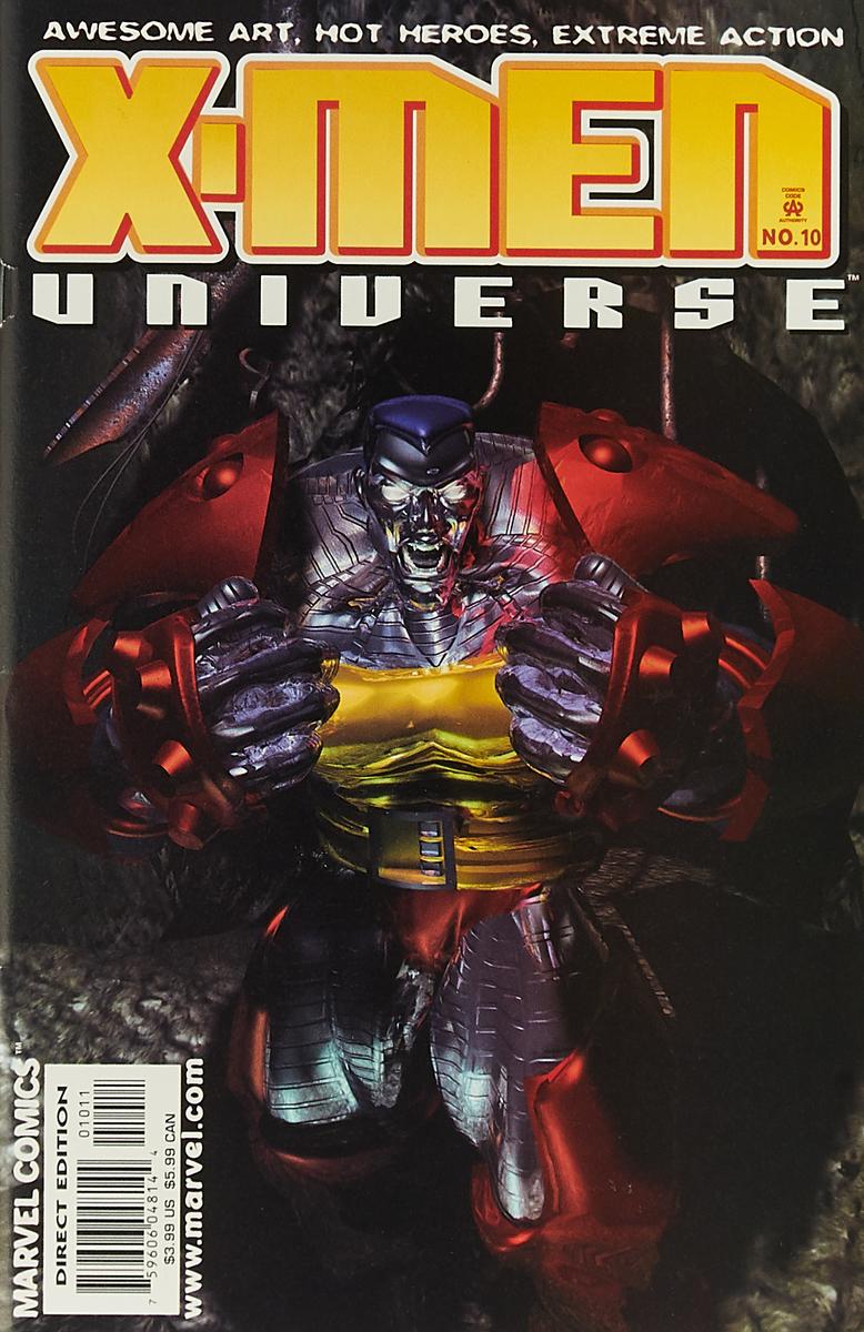 коллектив авторов X-Men Universe #10 uncanny x force