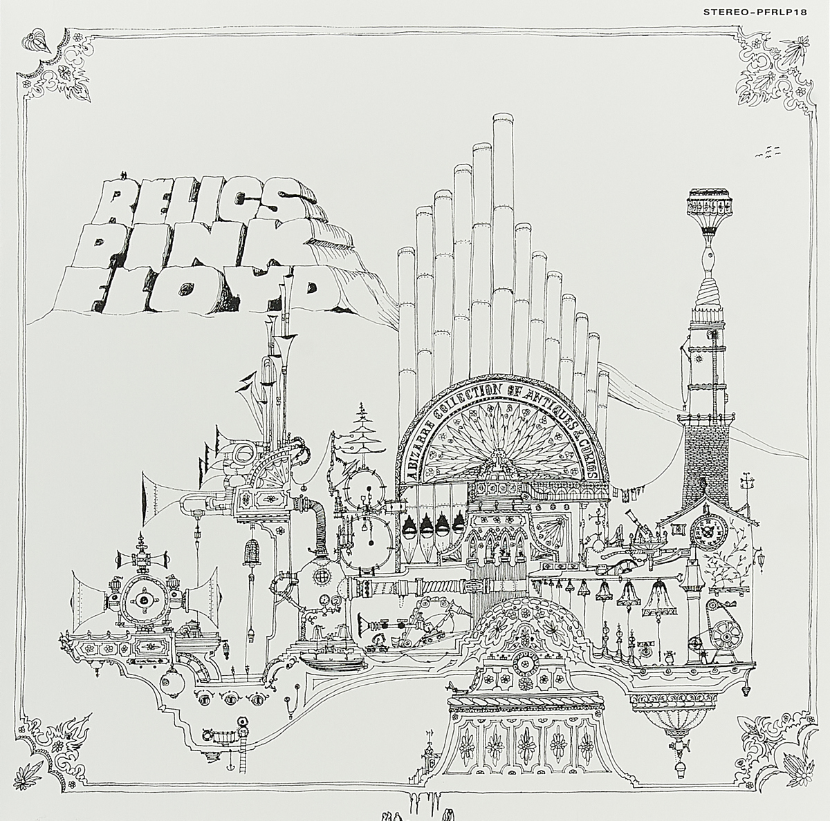 Pink Floyd Pink Floyd. Relics (LP)