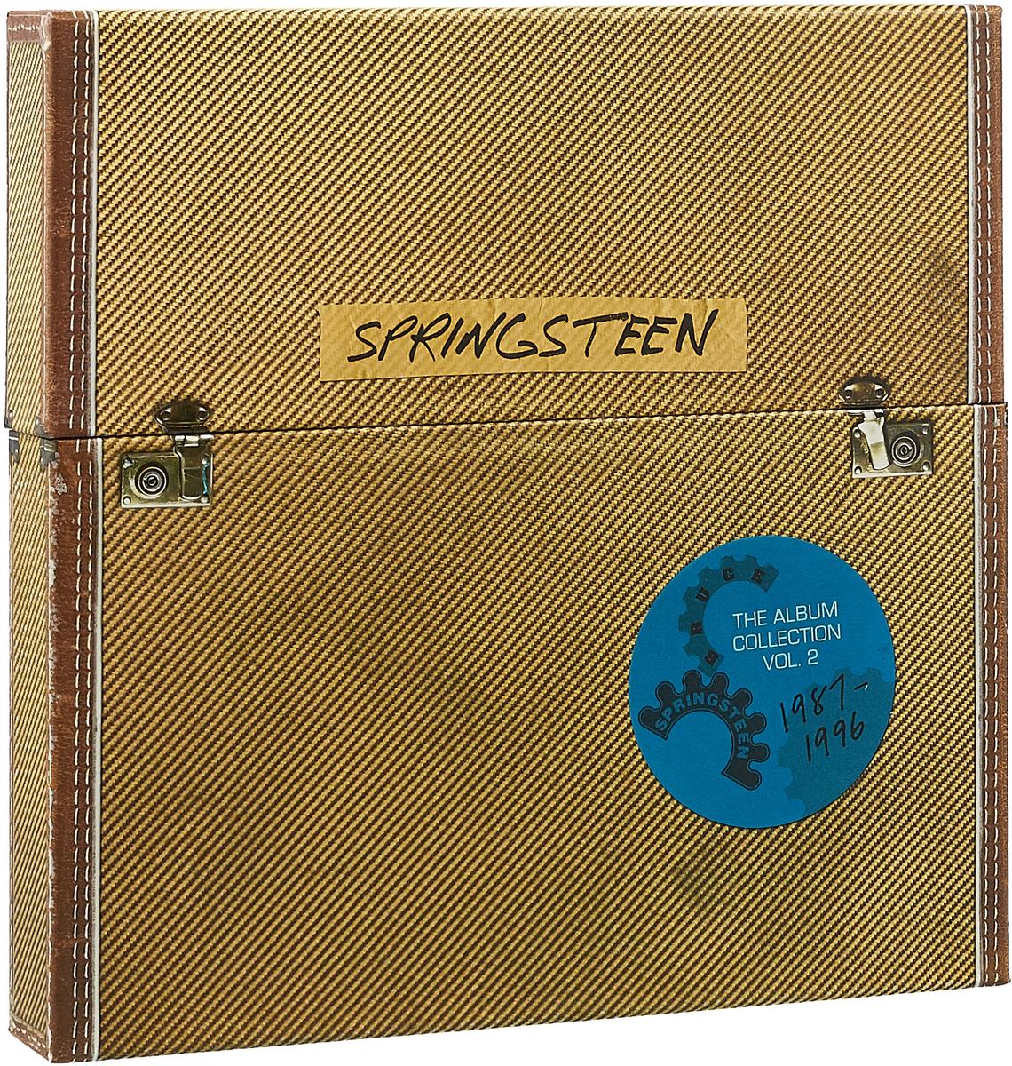 Брюс Спрингстин Bruce Springsteen. Album Collection 2 (10 LP) брюс спрингстин bruce springsteen the human rights broadcast argentina 1988 2 lp