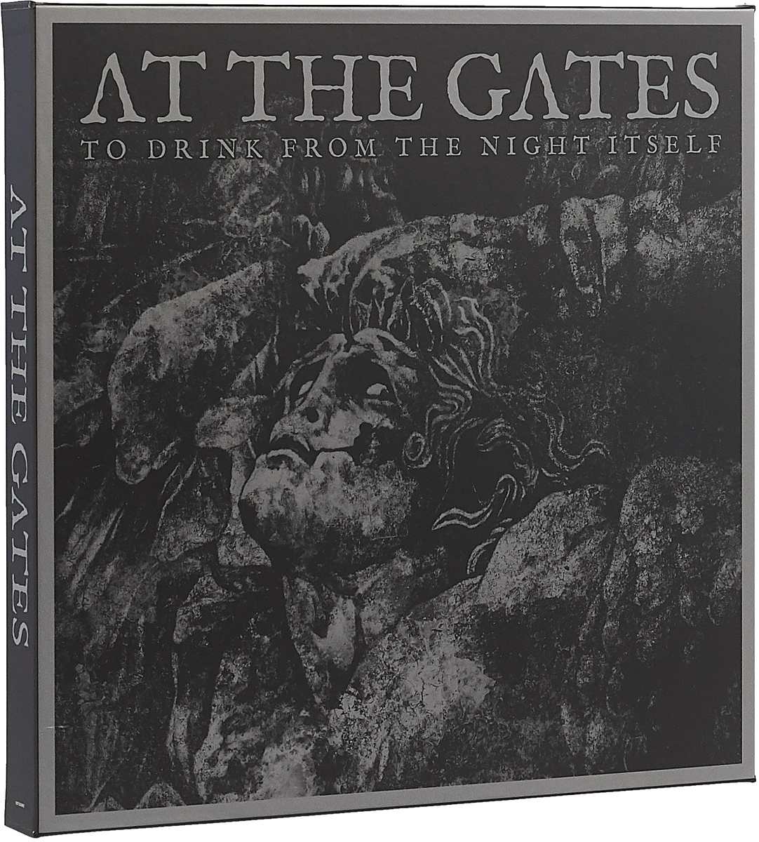 At The Gates At The Gates. To Drink From The Night Itself (2 LP + CD) last night at the lobster