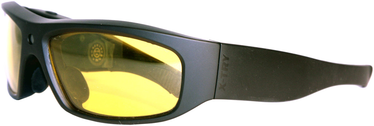 Очки с камерой X-Try XTG102 Sun Yellow