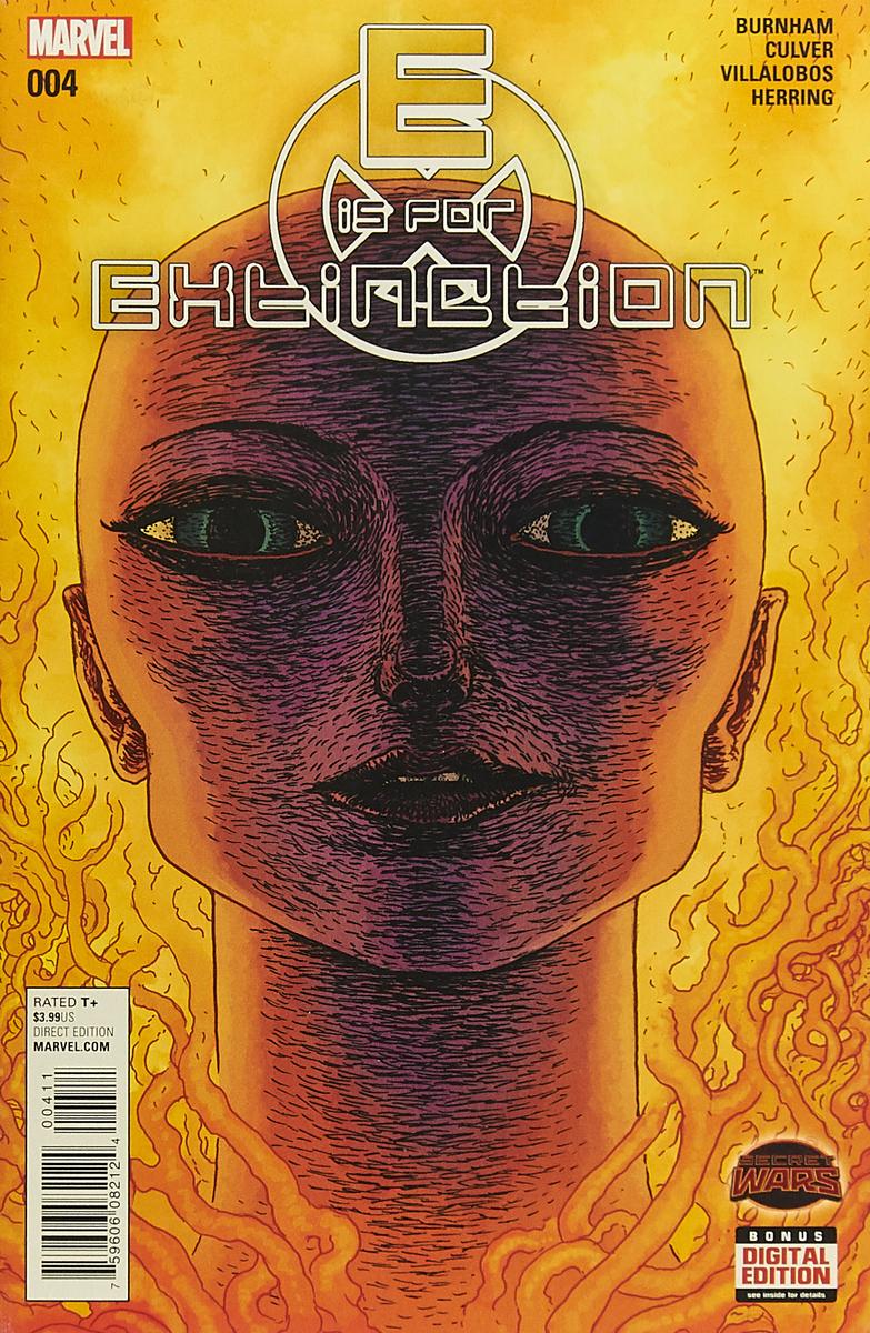 Chris Burnham, Ramon Villalobos E Is For Extinction #4