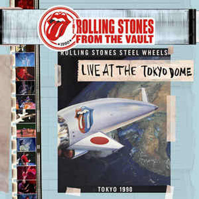 Rolling Stones: The From the Vault: Sticky Fingers Live at the Fonda Theatre 2015 (DVD + CD) dvd