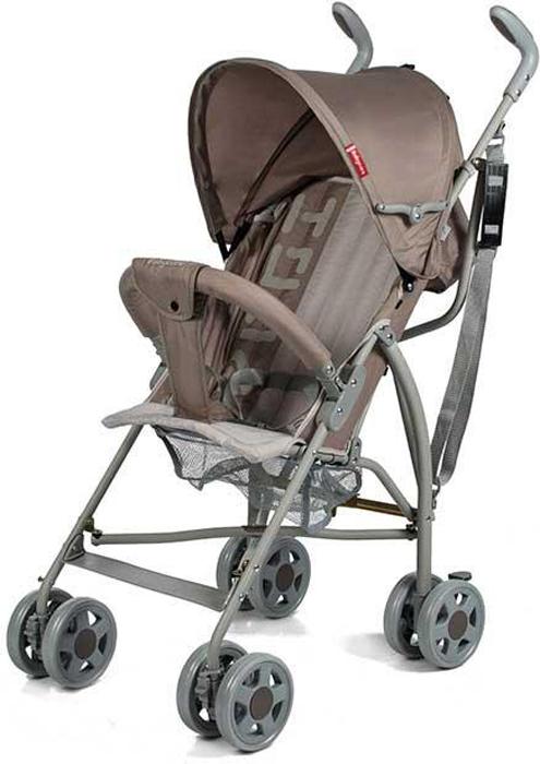 Baby Care Коляска-трость Hola цвет коричневый