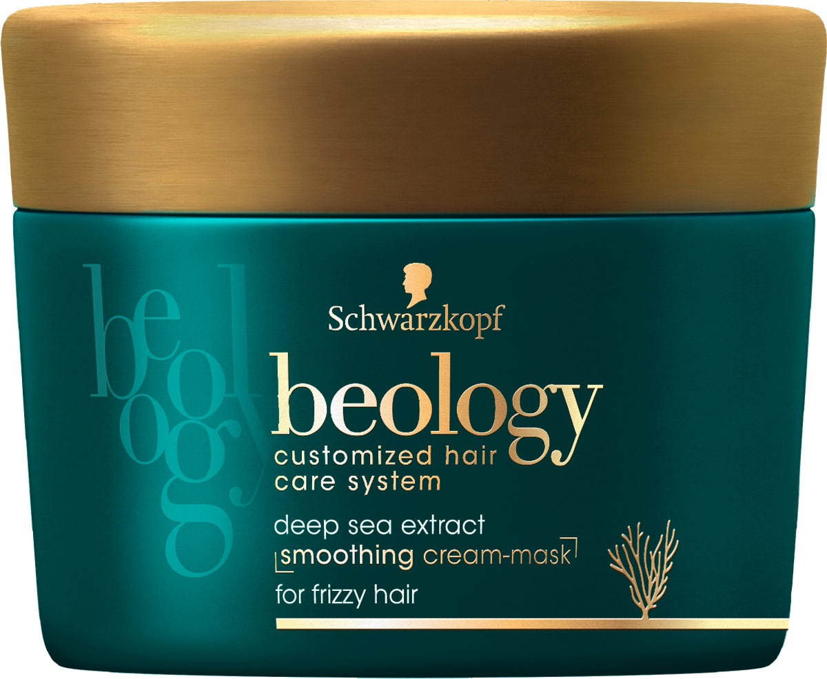 Beology маска Anti-Frizz, 200 мл beology спрей термозащита anti frizz 150мл