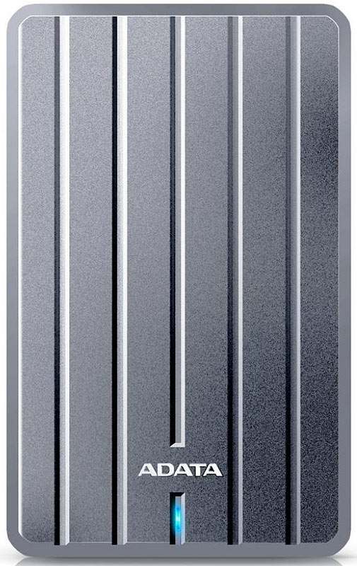 ADATA HC660 2TB, Gray внешний жесткий диск (AHC660-2TU3-CGY) ahc660 2tu3 cgy