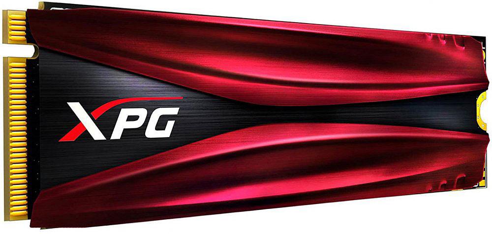 SSD диск ADATA XPG Gammix S10 256GB (ASX7000NPC-256GT-C)