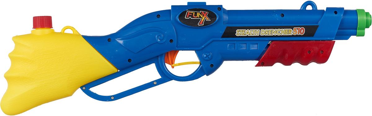 4HOME Водяное оружие цвет синий 510 водяное оружие 1toy карандаш фиолетовый т59457