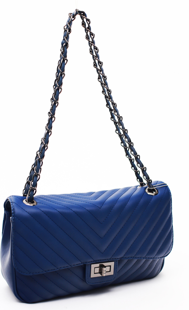 Клатч женский David Jones, цвет: темно-синий. СМ3616А цена