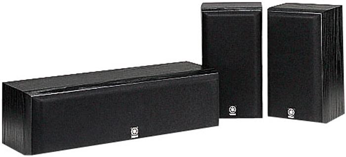 Акустическая система Yamaha NS-P60, Black