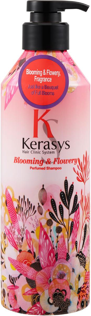 Kerasys Шампунь для волос Флер, 600 мл