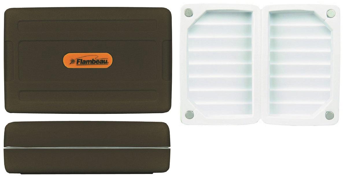 Коробка рыболовная Flambeau Foam Fly Box Small