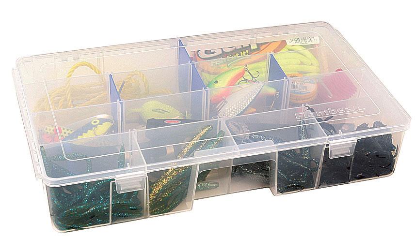 Коробка рыболовная Flambeau Tuff Tainer Zerust, 41 х 24,8 х 7,9 см