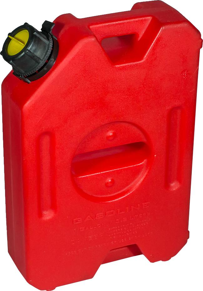 Канистра экспедиционная GKA, цвет: красный, 4 л канистра для воды нпп технохим складная 7 л