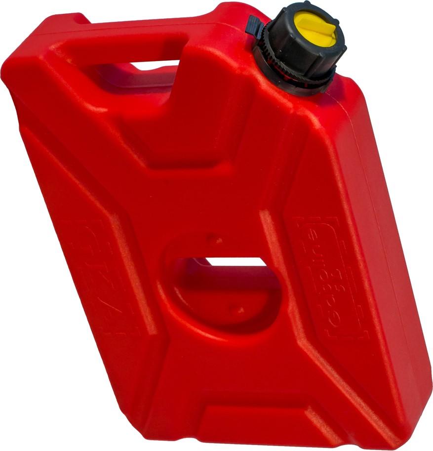 Канистра экспедиционная GKA, цвет: красный, 5 л канистра для воды нпп технохим складная 7 л