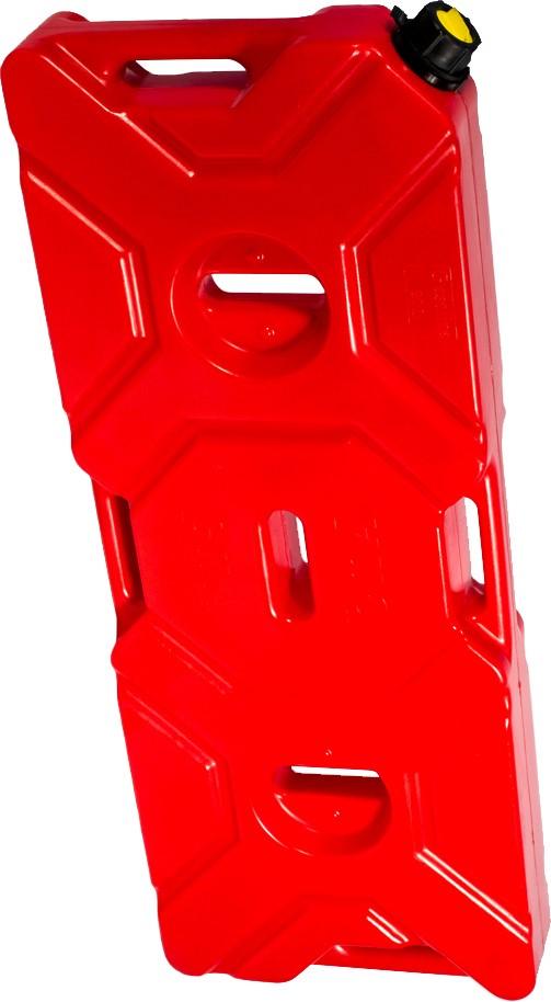 Канистра экспедиционная GKA, цвет: красный, 20 л канистра для воды нпп технохим складная 7 л