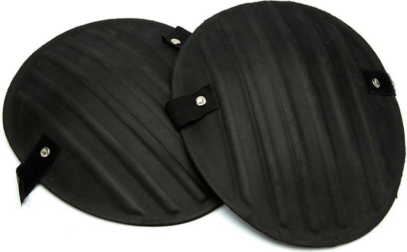 Наколенники Bradex, для садовых работ, цвет: черный наколенники для садовых работ bradex