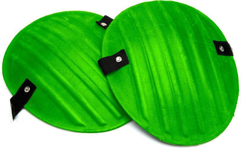Наколенники Bradex, для садовых работ, цвет: зеленый наколенники для садовых работ bradex