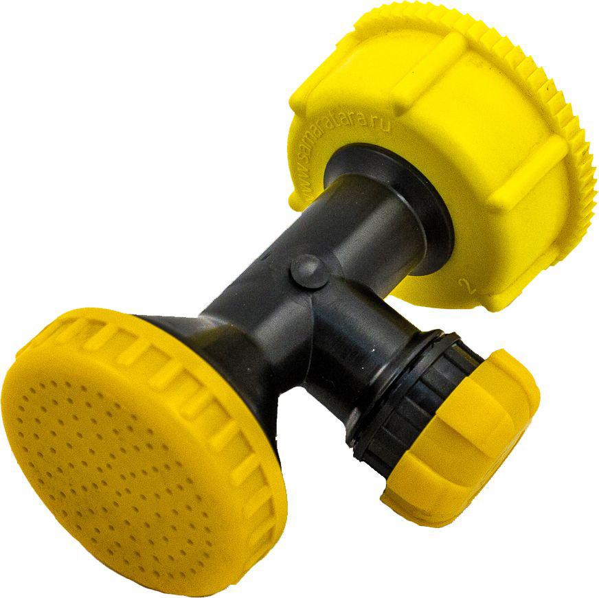 """Крышка-душ для канистр """"Экстрим"""", цвет: черный. XSHW"""