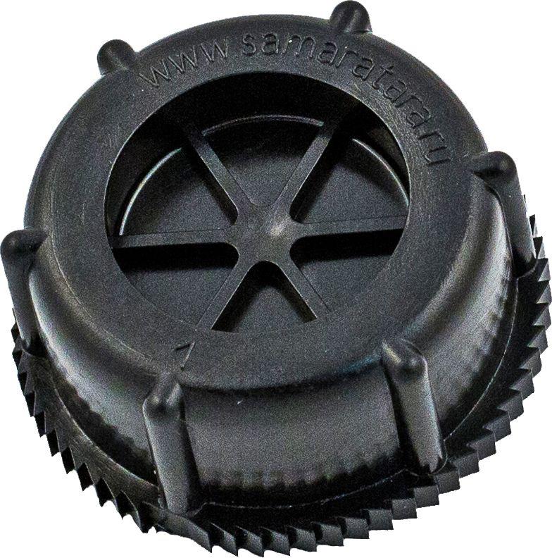 Крышка для канистр Экстрим Плюс, запасная, цвет: черный. XCPP муж брюки экстрим р 54