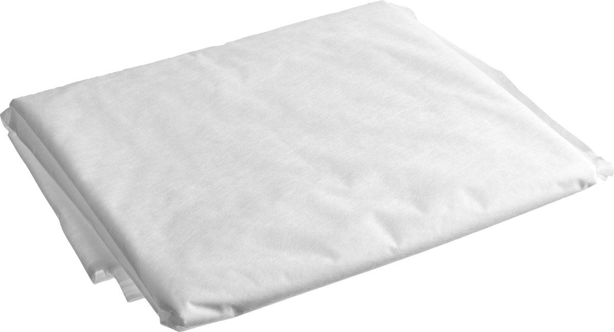 Материал укрывной Grinda СУФ-60, цвет: белый, 2,1 х 10 м укрывной материал гринтекс суф 60 черный грин бэлт 3 2х8м