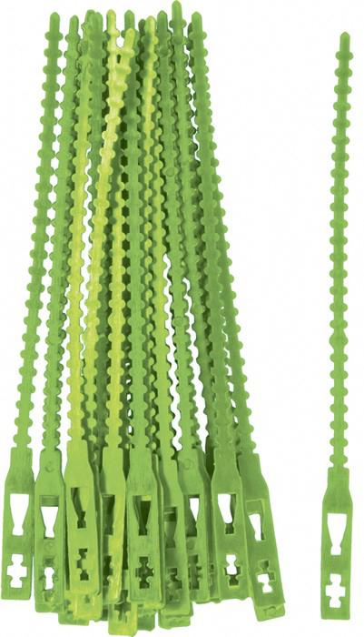 Подвязка для садовых растений Palisad, длина 17 см, 50 шт кольца для подвязки растений archimedes 90800