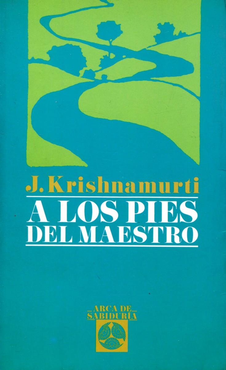 J. Krishnamurti A los pies del maestro недорго, оригинальная цена