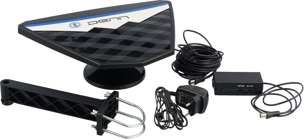 Denn DAE606 уличная ТВ-антенна (активная)