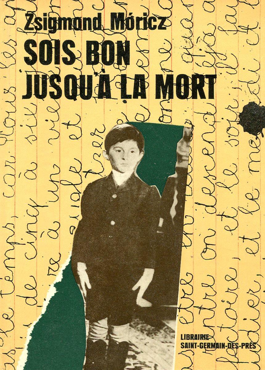 Zsigmond Moricz Sois bon jusqu'à la mort j raff valse impromptu a la tyrolienne woo 28