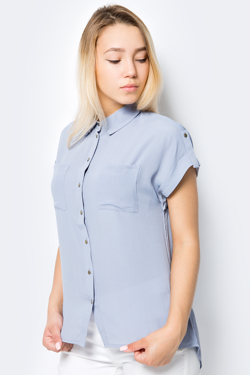 809310ee4eb Блузка Sela — купить в интернет-магазине OZON.ru с быстрой доставкой