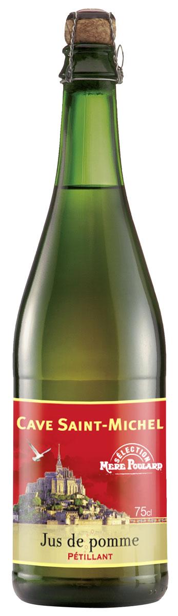Ла Мер Пулар Яблочный сидр безалкогольный, 750 мл